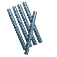 Stainless Steel Fully Threaded Rod DIN 975 For Construction / Ceiling Connect Manufactures