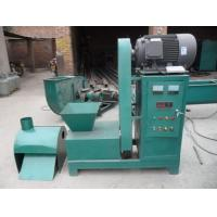 China Straw charcoal briquette machine on sale