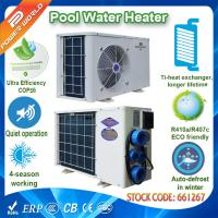 6.0kw Swimming Pool Air Source Heat Pump , Air To Water Heater For Mini Pool / SPA Heating Manufactures
