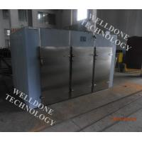 Buy cheap Proper Seal Industrial Tray Dryer , PLC / Touch Screen Air Dry Oven For Fruit from wholesalers