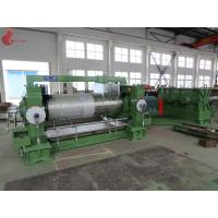 50HZ Electric PVC Open Mill / Industrial Mixing mill Equipment Manufactures