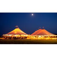 Hot Sell 8m Small Wedding Tent House Four Season Multipurpose Lgloo Tent Garden Manufactures