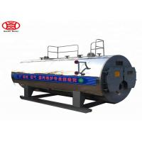 70hp 1 Ton Industrial Steam Boilers , Diesel Oil Gas Fired Steam Generator steam Boiler for Paper Mill Manufactures