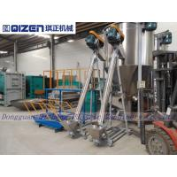 Automated Flexible Auger Conveyor For Loading Pellet Rust - Proof Feature Manufactures