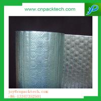 China Reflectix Cool Barrier Green Insulation Easy Install Air Bubble Wrap on sale