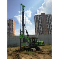 Building Construction Hydraulic Piling Rig Machine / Piling Driving Equipment Manufactures