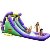 Crazy Inflatable Water Toys With 0.9mm PVC Tarpaulin , Water Sport Manufactures