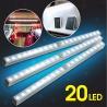 6000K Aluminum Wireless Motion Detector Lights Cupboard Closet Under Cabinet Manufactures