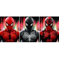 Depth Flip Effect Marvel 3D Poster Printing Waterproof Customized Size Manufactures