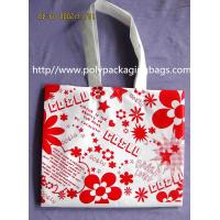 Flexible LDPE Soft Loop Handle Bags Promotional Shopping Bag Manufactures