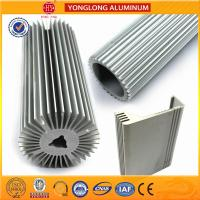 High Strength Aluminum Heatsink Extrusion Profiles For Led Lighting Manufactures