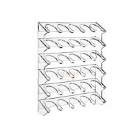 4mm Wall Mounting Clear Beverage Display Rack Superior Acrylic Manufactures