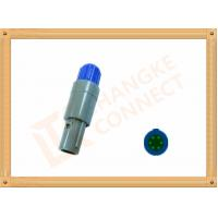 Plastic Male Plug Push Pull Connector 6 Pin Changke Over 15 Years Manufactures