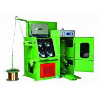 Aluminum Wire Drawing Machine Inlet 0.5 To 1.2mm Outlet 0.15 To 0.3mm CCA Wire Drawing Machine Manufactures