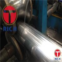 Buy cheap Round Austenitic - Ferritic Welded Stainless Steel Tube GB/T 21832 ASTM A789M from wholesalers