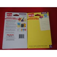 Colorful Blister Card Packaging Euro Hang Hole For Scissor Packing Manufactures