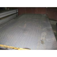 Buy cheap Galvanized / galvalume ASTM A36, Q235B, Q345B Hot Rolled Checkered Steel Plate / Coils from wholesalers