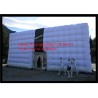 Giant Inflatable Cube Tent Structure Commercial Large Inflatable Tent CMIT26 Manufactures