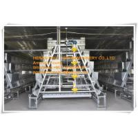 New Steel Sheet Silver White Poultry Farm Automatic Baby Chicken Cage Equipment Manufactures