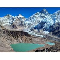 Exciting Nepal Trekking Trip 20 Day'S Everest Three High Passes Trek Manufactures