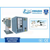 Precision Spot Welder , Mini Spot Welding Machine with Single Head or Parallel Gap Manufactures