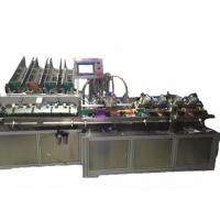 Face Mask Bag Packing Machine With PLC Control System , Semi Automatically Manufactures