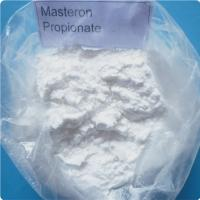 Pharma Steroid Raw Powder , Drostanolone Propionate CAS 521-12-0 Muscle Hardening Steroids Manufactures