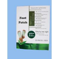 Detox Foot Patch with packing Manufactures