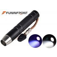 UV Light White Light 2 In 1 Gem Flashlight for Jade, Jewelry Detecting Tool Manufactures