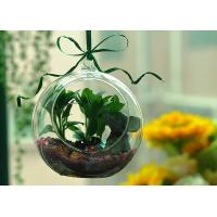 Hanging Glass Teardrop Candle Holders Manufactures