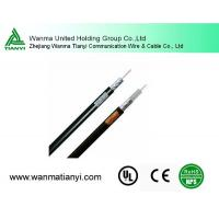 Quality 75 ohm hot sell competitive price coaxial cable rg59 for sale