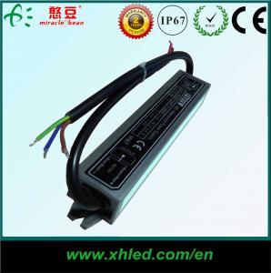 China 12V LED Power Transformer for LED Strips , 20W 30W 60W 100W 150W on sale
