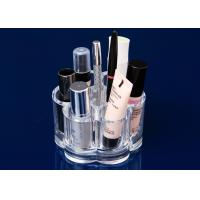 Clear Injection Jewellery Display Stands , Decorative PlasticOrganizer Tray Manufactures