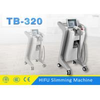 China Ultrasound Shaping HIFU Body Slimming Equipment For Fat Removal / Tight Skin on sale