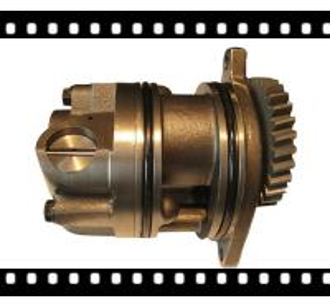 CUMMINS spare parts oil pump 3096326 for cummins QSK19 Manufactures