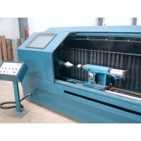 Buffing colth machine for cylinder copper Manufactures