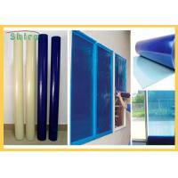 Blue Self Adhesive Window Protection Film Out Building Construction Glass Protect Cover Manufactures
