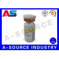 Buy cheap Round Pre - printed  10mlVial Labels  For Packaging Holographic With Vial Box Printing from wholesalers
