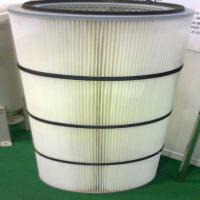 Good High Temperature Performance P84 ( polyimide ) needled fabric filter bag Manufactures