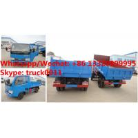 High quality and competitive price CLW brand 4*2 RHD diesel 3tons mini dump truck for sale, tipper vehicle for sale Manufactures