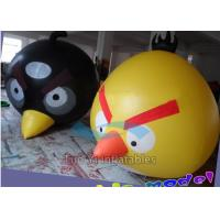 Quality Customizable Inflatable Angry Birds Full Filled Helium Balloons Parade On Street for sale