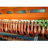 High Power Reinforcing Mesh Machine Durable With Touch Screen Interface Manufactures