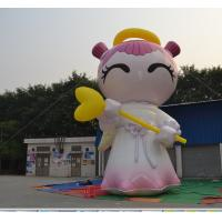 Quality Oxford Cloth Pvc Tarpaulin With Light Cartoon Inflatable Toys CustomMade Products for sale