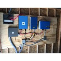 MPPT IP65 Solar Water Pump Controller 11KW Manufactures