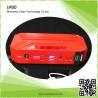 12V16500mAh portable rechargable li-po battery pack car emergency jump starter power Manufactures