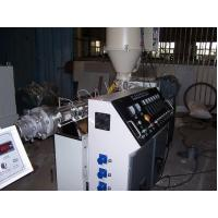 TPU Soft Plastic Pipe Extrusion Machine Pneumatic Air Compressor Gray Color Manufactures