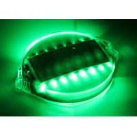 Polycarbonate Durable Solar Road Stud Safety Delineators LED Cats Eyes Manufactures