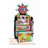 USA Lucky Turning Jackpot Machine Win the Tickets Redemption Machine For Sale Manufactures