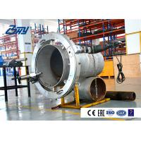 China Lightweight Cold Stainless Steel Pipe Beveling Machine Star Wheel System on sale