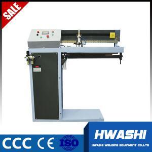 Argon Arc Straight Seam Welding Equipment Hwashi WL-YZ-800 0.2mm Working Thickness Manufactures